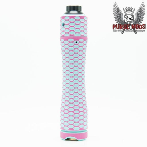 Purge Mods The Viper 21700 Mechanical Mod Hardware Purge Mods Viper Vice