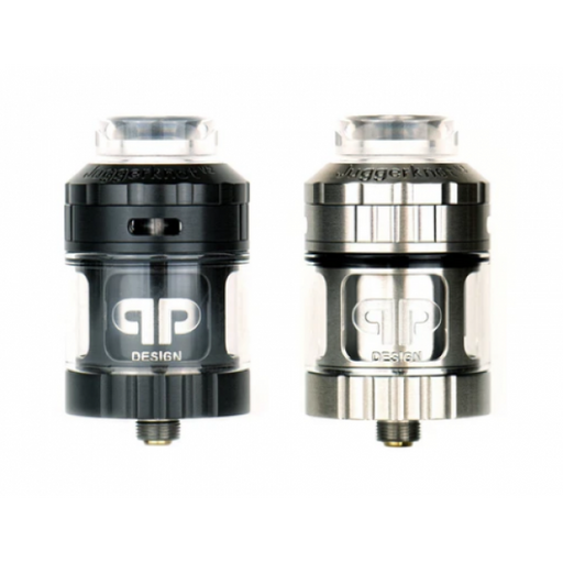 QP Design Juggerknot V2 28mm RTA - My Vpro