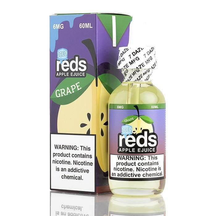 Reds - Grape ICED - 7Daze - 60ml - My Vpro