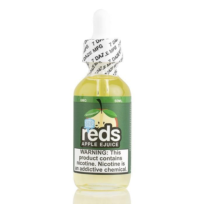 Reds - Watermelon Iced - 7Daze - 60ml - My Vpro