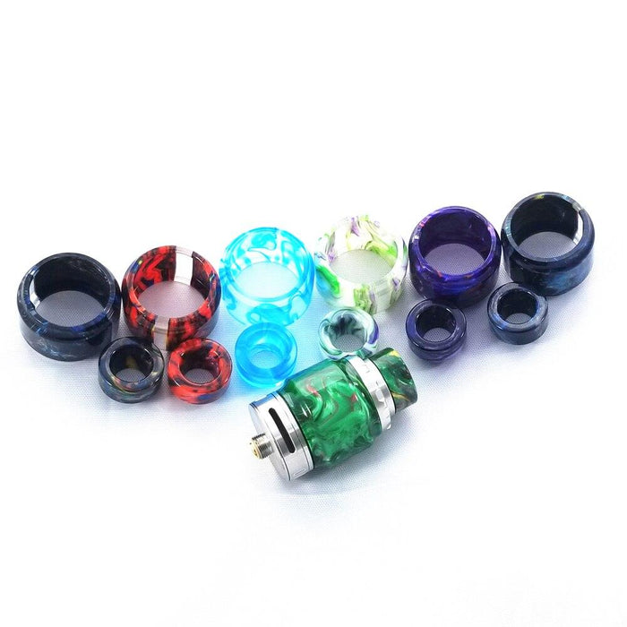 Resin Tube and Drip Tip Kit for Vandy Vape Kylin RTA Mini -5ml Hardware MyVpro