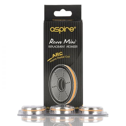 Aspire Revvo Mini Replacement ARC Coil Pack - My Vpro