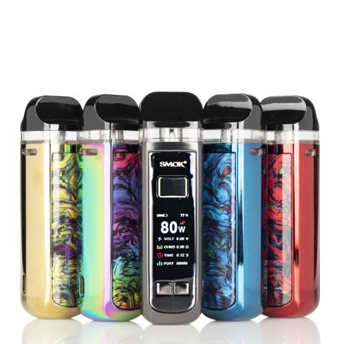 SMOK RPM 2 80w Pod Mod Kit - My Vpro