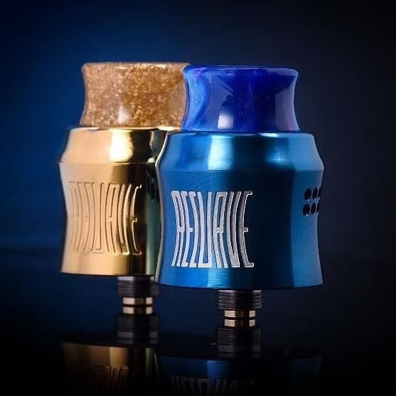 Wotofo Recurve RDA by Mike Vapes - My Vpro