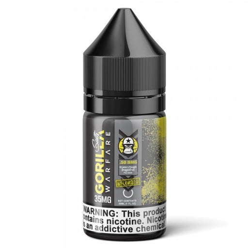 50 BMG Reloaded SALT - Gorilla Warfare E-Liquids - 30mL