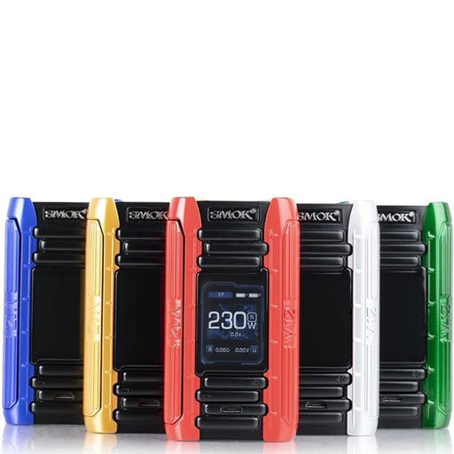 Smok E-Priv 230w TC Box Mod Hardware SMOKTech