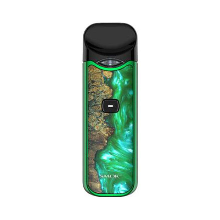Smok Nord 15w Pod Kit - Stabilized Wood Edition Hardware SMOKTech