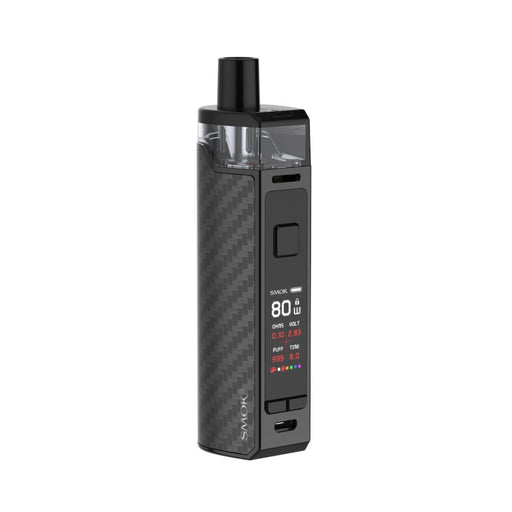 Smok RPM80 Pod Mod Kit Hardware SMOKTech Black Carbon Fiber