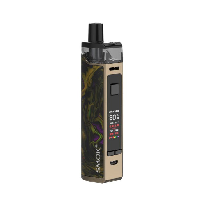 Smok RPM80 Pro Pod Mod Kit Hardware SMOKTech Fluid Gold