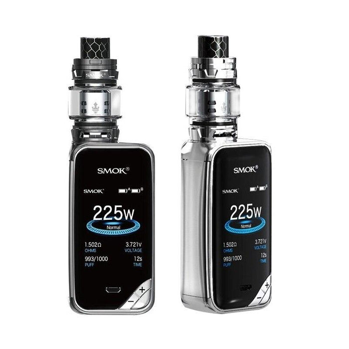 Smok - X-Priv 225w TC Starter Kit Hardware SMOKTech Prism Chrome