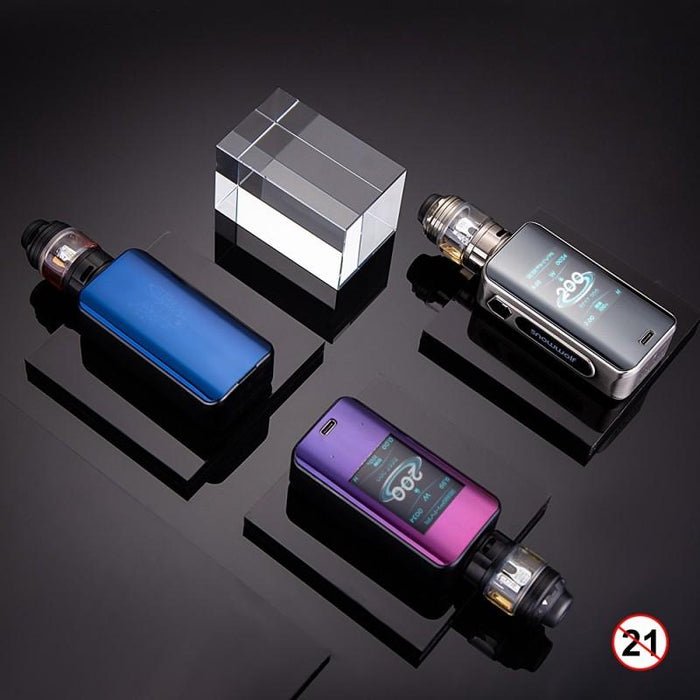 SnowWolf Zephyr 200w TC Starter kit Hardware Snow wolf