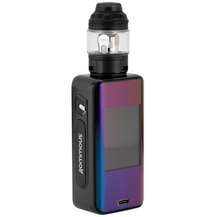 SnowWolf Zephyr 200w TC Starter kit Hardware Snow wolf Rainbow