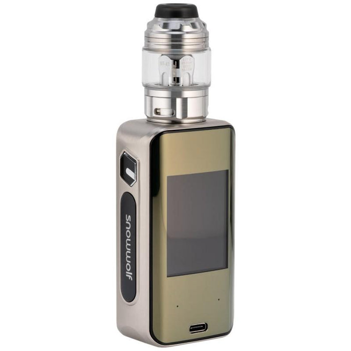 SnowWolf Zephyr 200w TC Starter kit Hardware Snow wolf Stainless