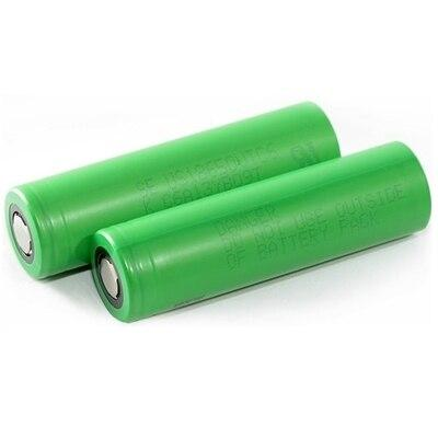 Sony VTC6 18650 3000mAh 15A Flat Top Battery Hardware Sony