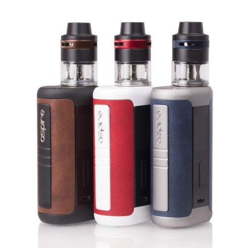 Aspire Speeder Revvo 200w Box Mod Kit - My Vpro