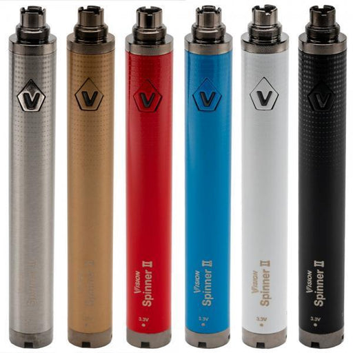 Spinner II 1650mAh Variable Voltage Battery - My Vpro