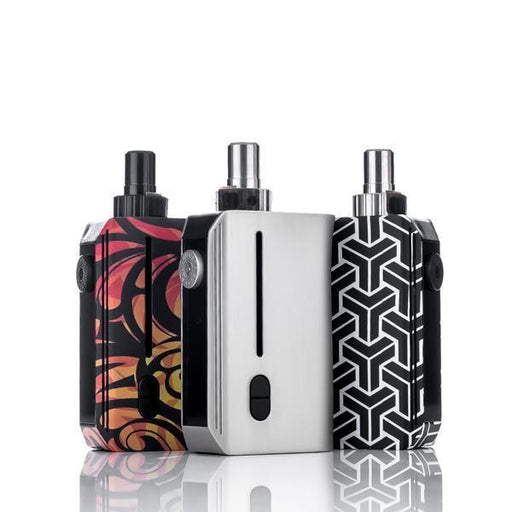 Squid Industries Squad 30w Pod System Hardware Squid Industries