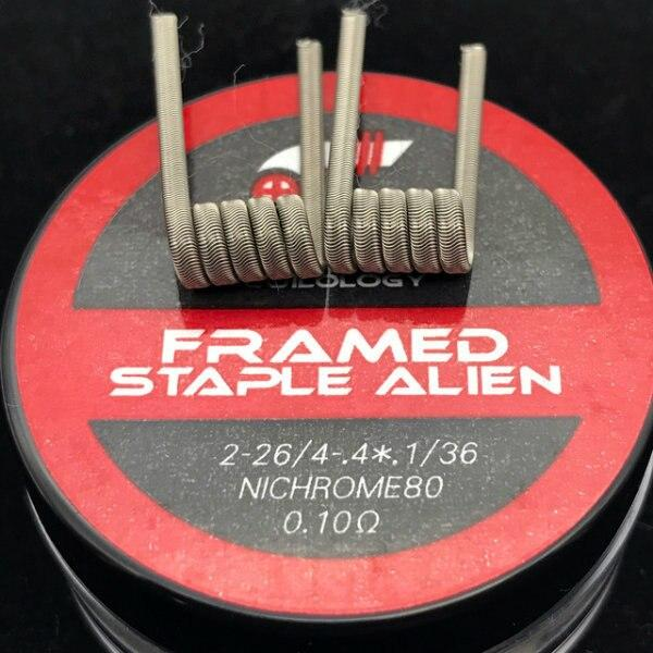 Staple Alien Performance Prebuilt Coils by Coilology Hardware Coilology
