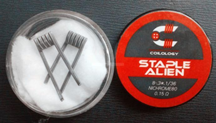 Staple Alien Performance Prebuilt Coils by Coilology - My Vpro