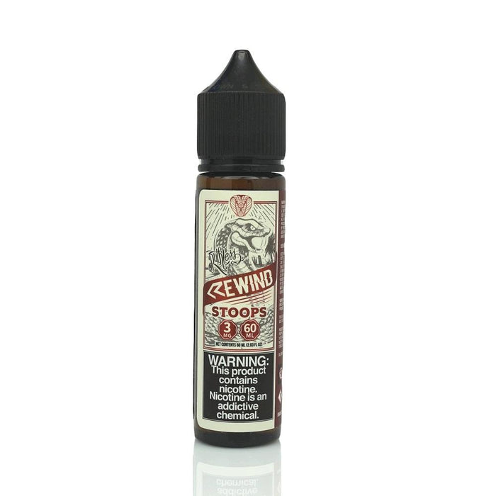 Stoops - Ruthless Rewind - 60mL E-Liquid Ruthless