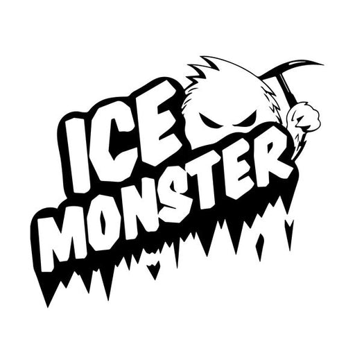 Strawmelon Apple - Ice Monster - 100ml E-Liquid Jam Monster