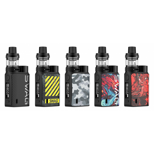 Vaporesso Swag II 80W TC Kit with NRG PE Tank - My Vpro