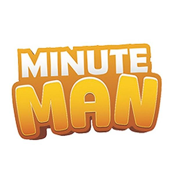 Tangerine Salt - Minute Man - 30ml E-Liquid Minute Man Vape