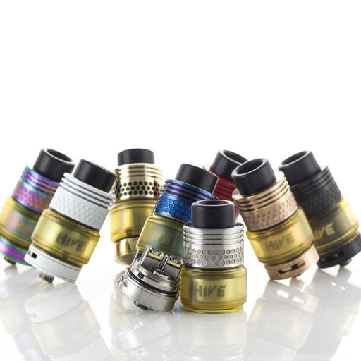The Hive 25mm RTA by Cloud Chasers Inc. Hardware Cloud Chasers Inc.