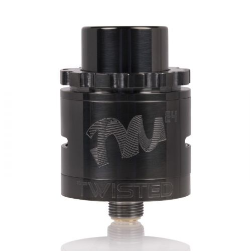 Twisted Messes TM24 Pro-Series RDA Black