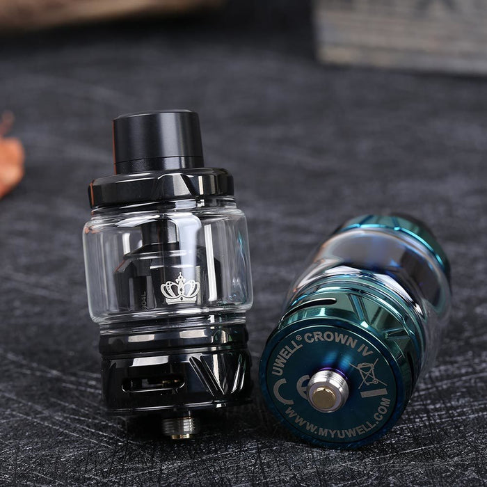 Uwell Crown 4 - IV Tank - 6ml-5ml