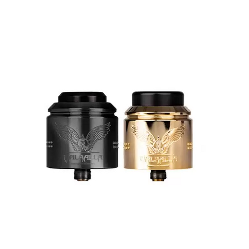 Vaperz Cloud x Suicide Mods Valhalla 28mm RDA - My Vpro