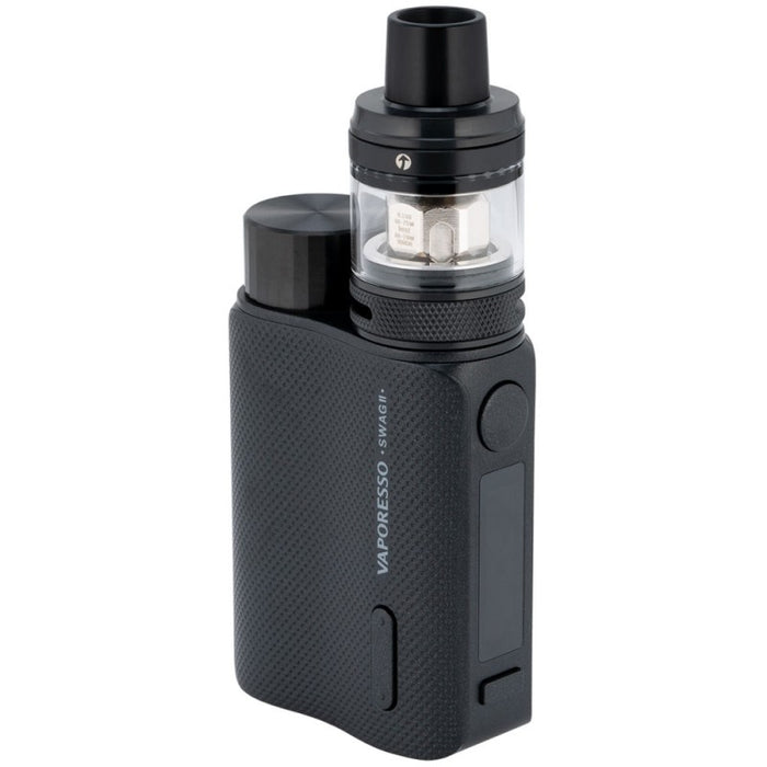 Vaporesso Swag II 80W TC Kit with NRG PE Tank Black