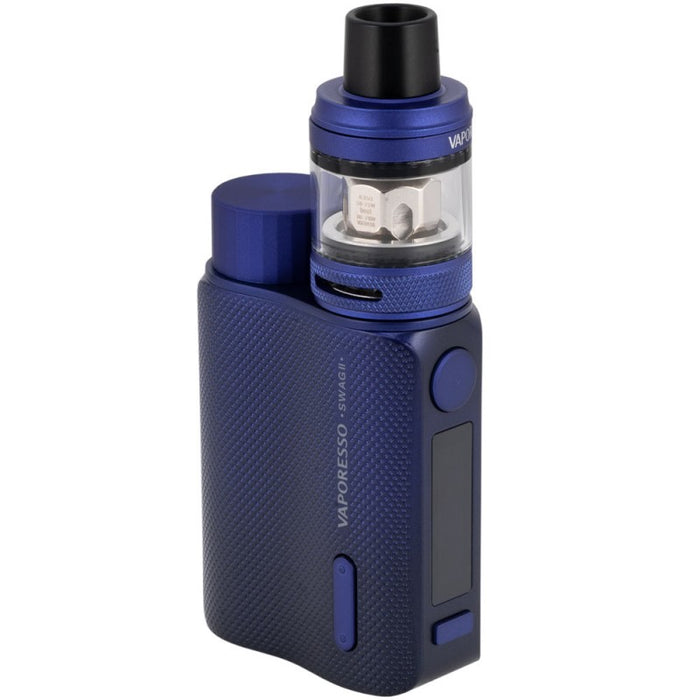 Vaporesso Swag II 80W TC Kit with NRG PE Tank Blue