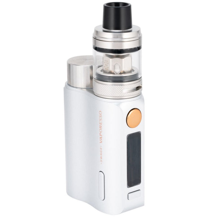 Vaporesso Swag II 80W TC Kit with NRG PE Tank Silver