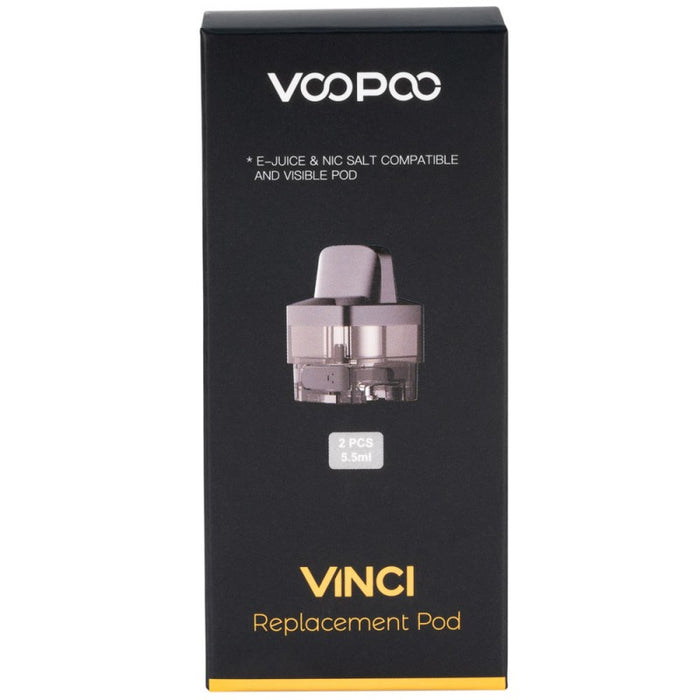Voopoo Vinci Replacement Pods - My Vpro