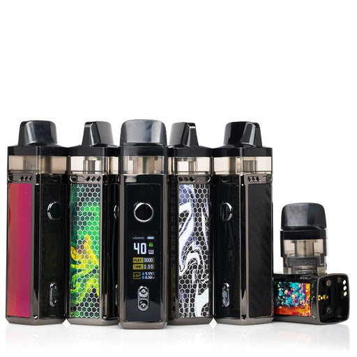 VOOPOO VINCI Mod Pod Limited Edition Kit (5 Coils Included)