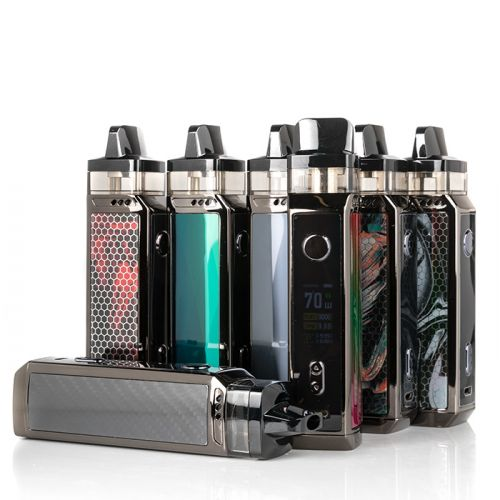 Voopoo Vinci X Limited Edition Mod Pod System (RBA + 4 Coils Included)