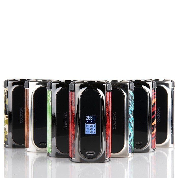 VOOPOO Vmate 200W TC Box MOD | Weekly Special