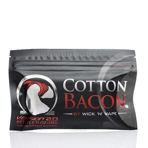 Wick N Vape Cotton Bacon V2 Organic Cotton
