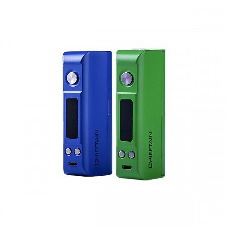 WOTOFO Chieftain 80W TC BOX MOD | Close Out Special