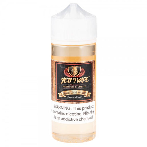 Bellefontaine Mountain - Yeti Vape E-Liquids - 120mL - My Vpro