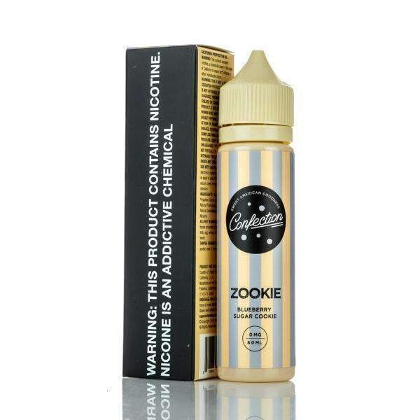 Zookie - Confection E-Juice - 60ml - My Vpro