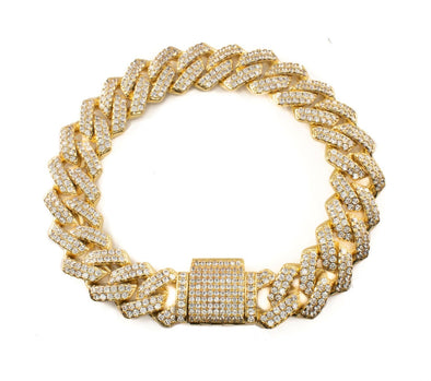 13mm Miami Cuban Link Bracelet - Various Colours Bracelet Ross and Specter