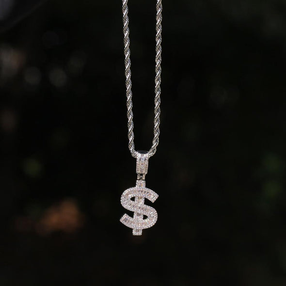 Dollar Necklace - Various Colours Necklace Ross and Specter