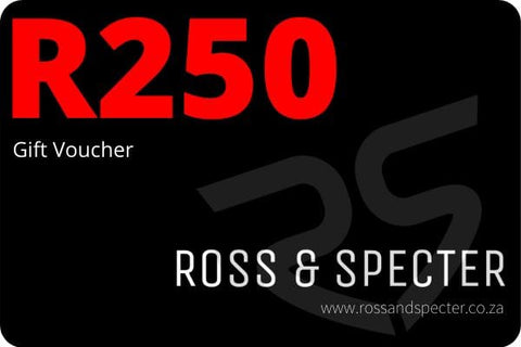 Gift Card Gift Card Ross and Specter R250