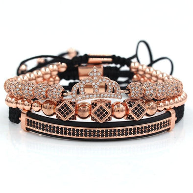 The Empress set (3pc) - Rose Gold The Empress Set Ross and Specter Rose Gold