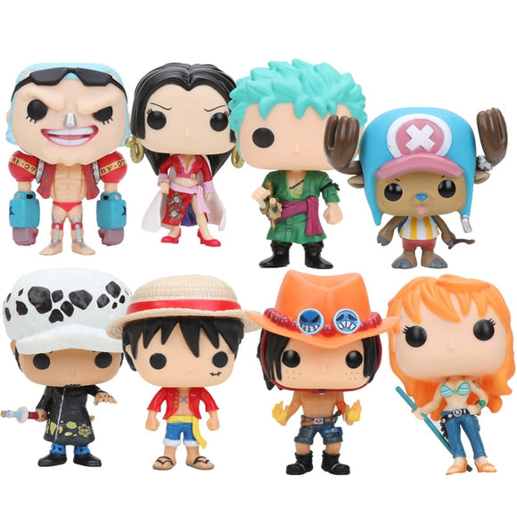 One Piece Action Figure Funko 11cm Anime