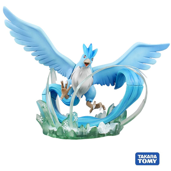 Pokemon Articuno Mew-two action figure