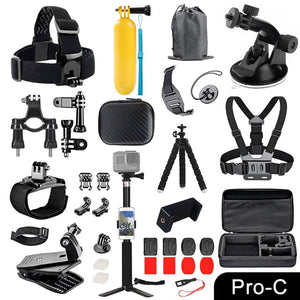 ORBMART for GoPro Accessories Set for Go Pro