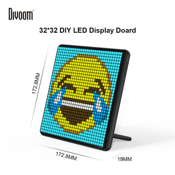 Divoom Pixoo Max Digital Photo Frame